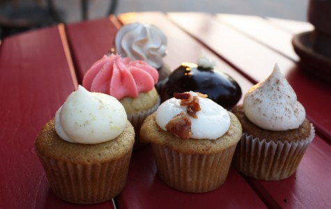 Cupcake craze will cause you to crawl through town