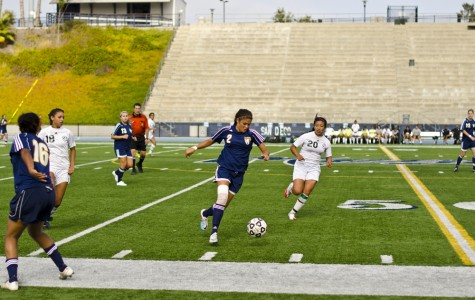 Women's soccer on track to succeed