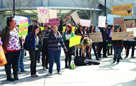 Rise in tuition ignites campus protest