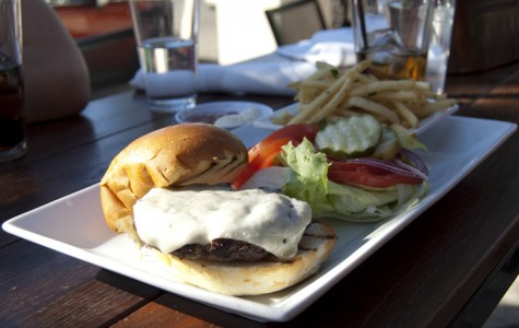 "Cooked to your desired temperature, Leroy's burger - served with truffled fries - is a great means of fuel for your ""island"" adventure. Photo Credit: Lauren J. Mapp/Editor-in-Chief"
