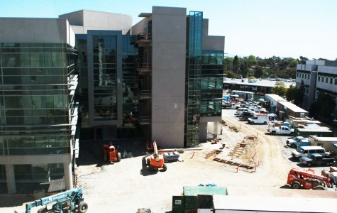 Mesa construction continues on schedule