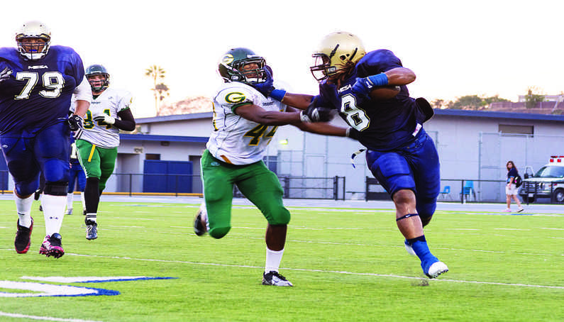 Mesa Football Home Opener Results in 63-7 Loss