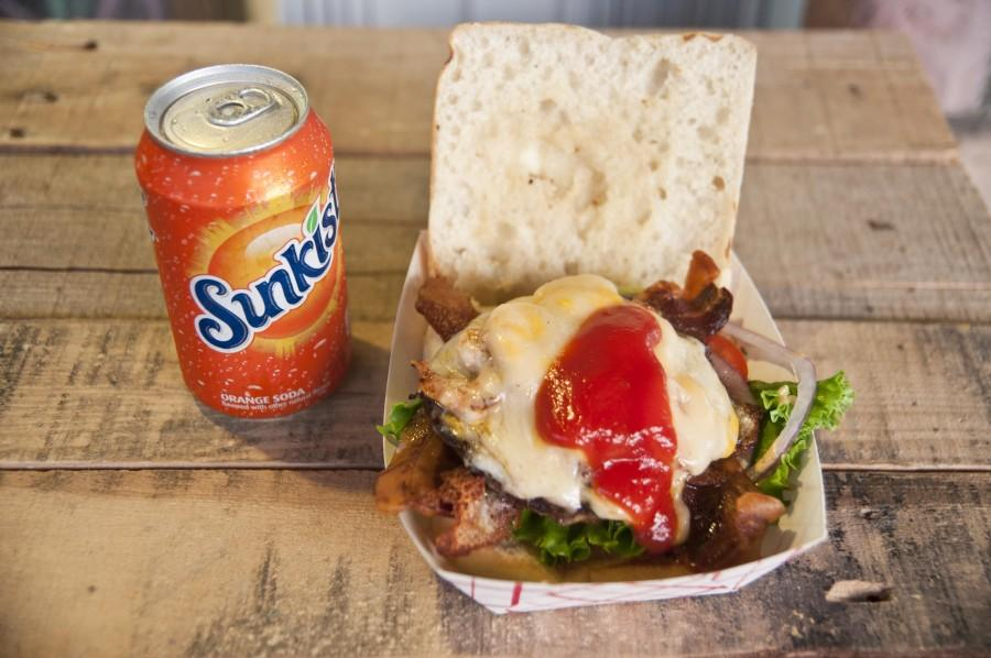 Chubby's Foodtruck's most popular treat, the Surf Chubby, has been drawing customers around San Diego since 2011.