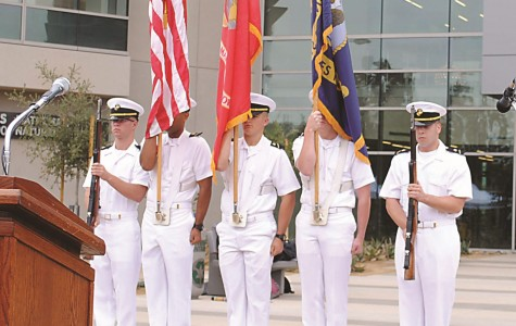 Mesa College Remembered 9/11
