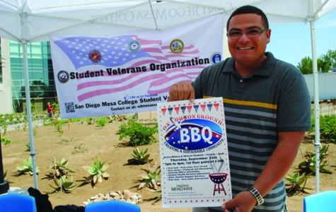 Mesa barbecue brings veterans together