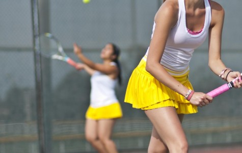 The future could be bright for ladies tennis