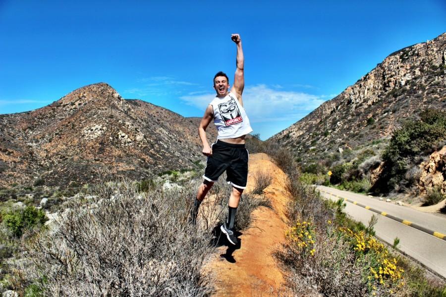 Heavenly hiking in San Diego