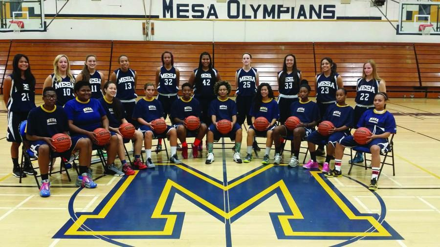 Mesa's women's basketball team is anticipating another successful season.