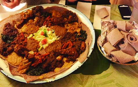 Harar gives diners taste of Ethiopia