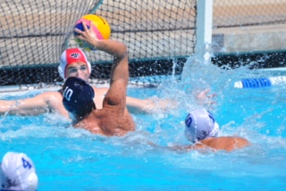 Bryan Bare MVP of Mesa Water polo Team
