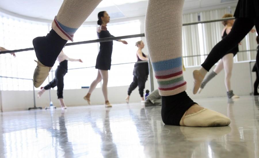 Mesa dance students choreograph their own pieces for spring showcase