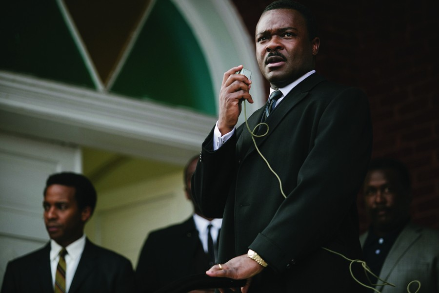 'Selma' Recounts Civil Rights Movement led by King