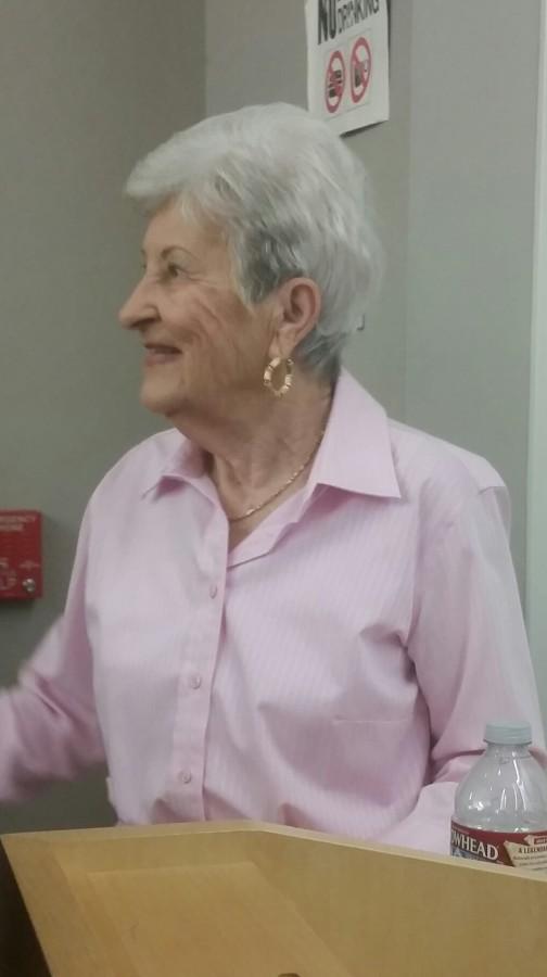 Holocaust survivor Rose Schindler shares her story