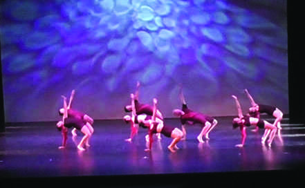 Mesa College Dance Company masters the 'Elements'