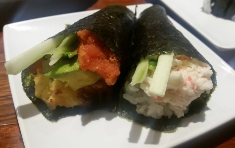 Customers rave over fresh food provided at Sushi Kuchi