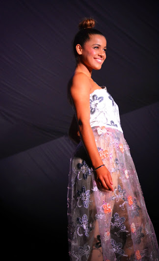 Mesa College Fashion Program delivers sheer Elegance and originality with 'Golden Scissors'