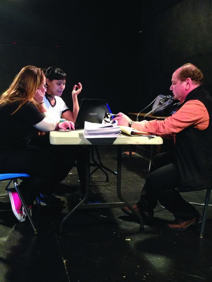 Theatre production to provide shelter on the topic of homelessness