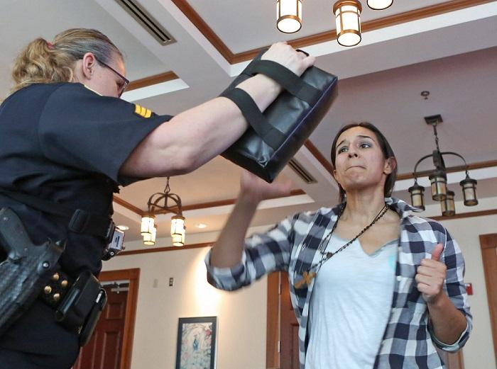 Self-defense saves lives