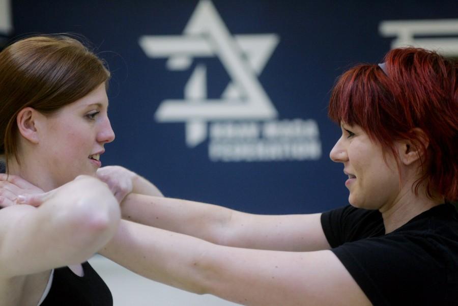 Students utilize self-defense resources