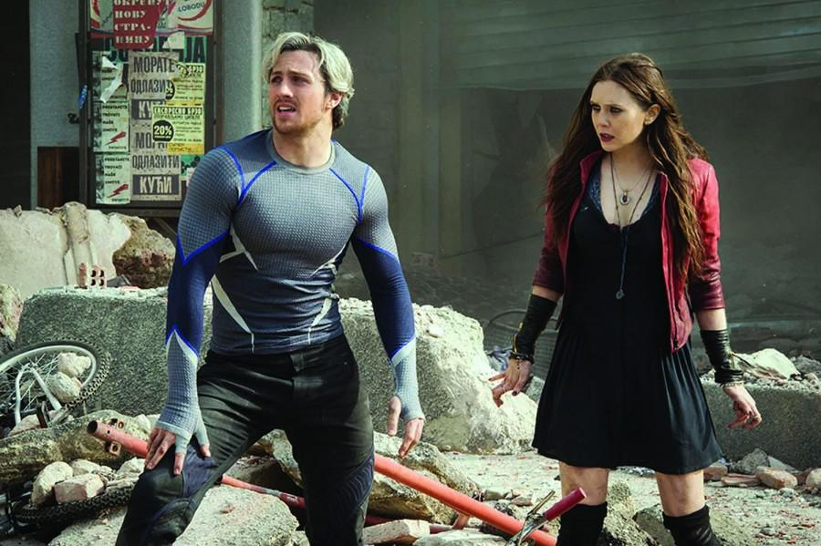 Marvel studios releases it's second avengers film this past week