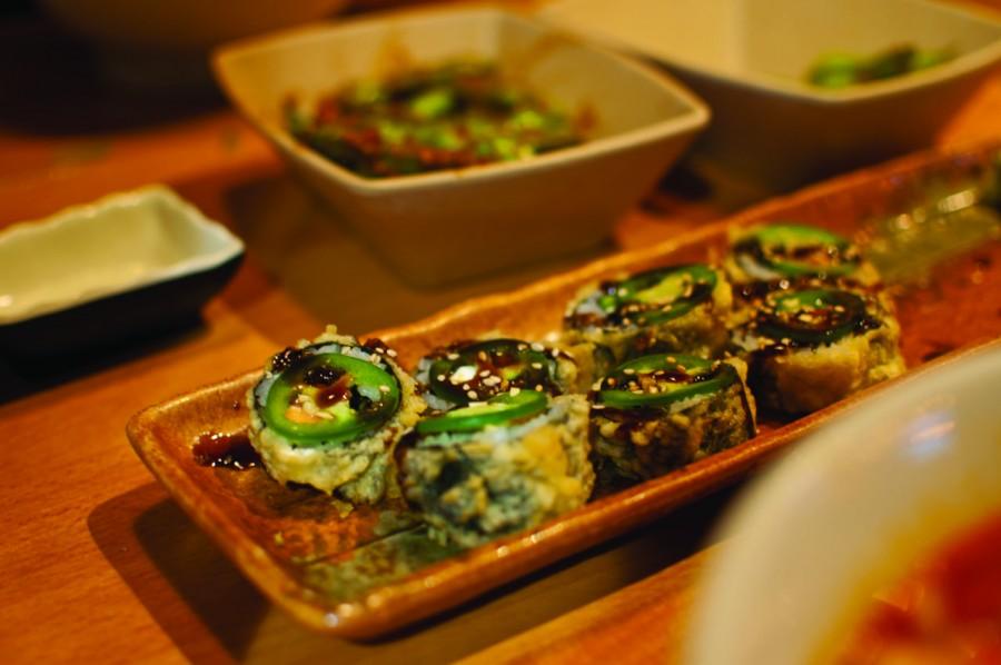 Ototo Sushi has good vibes
