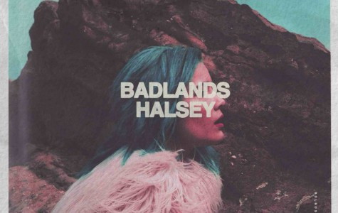 Newcomer Halsey is anything but 'bad' in debut album 'Badlands'