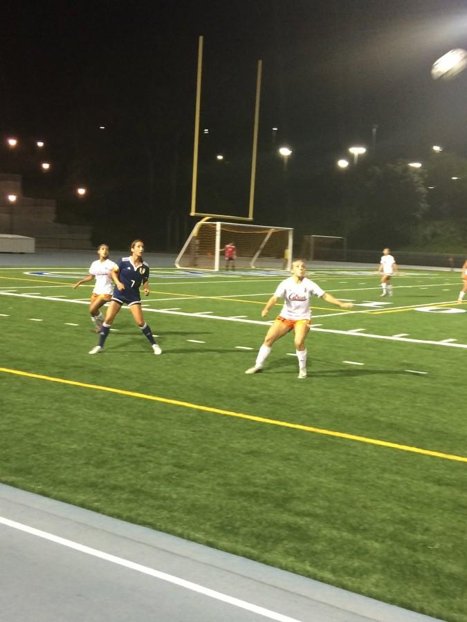 Young women's soccer team hopes to turn things around