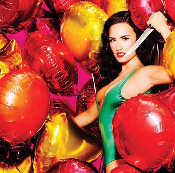 Demi Lovato is 'Confident' you will like her new album
