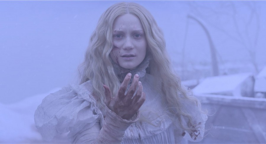 Mia Wasikowska embodies Edith Cushing in October release of 'Crimson Peak'   Photo Credit: MCT Campus
