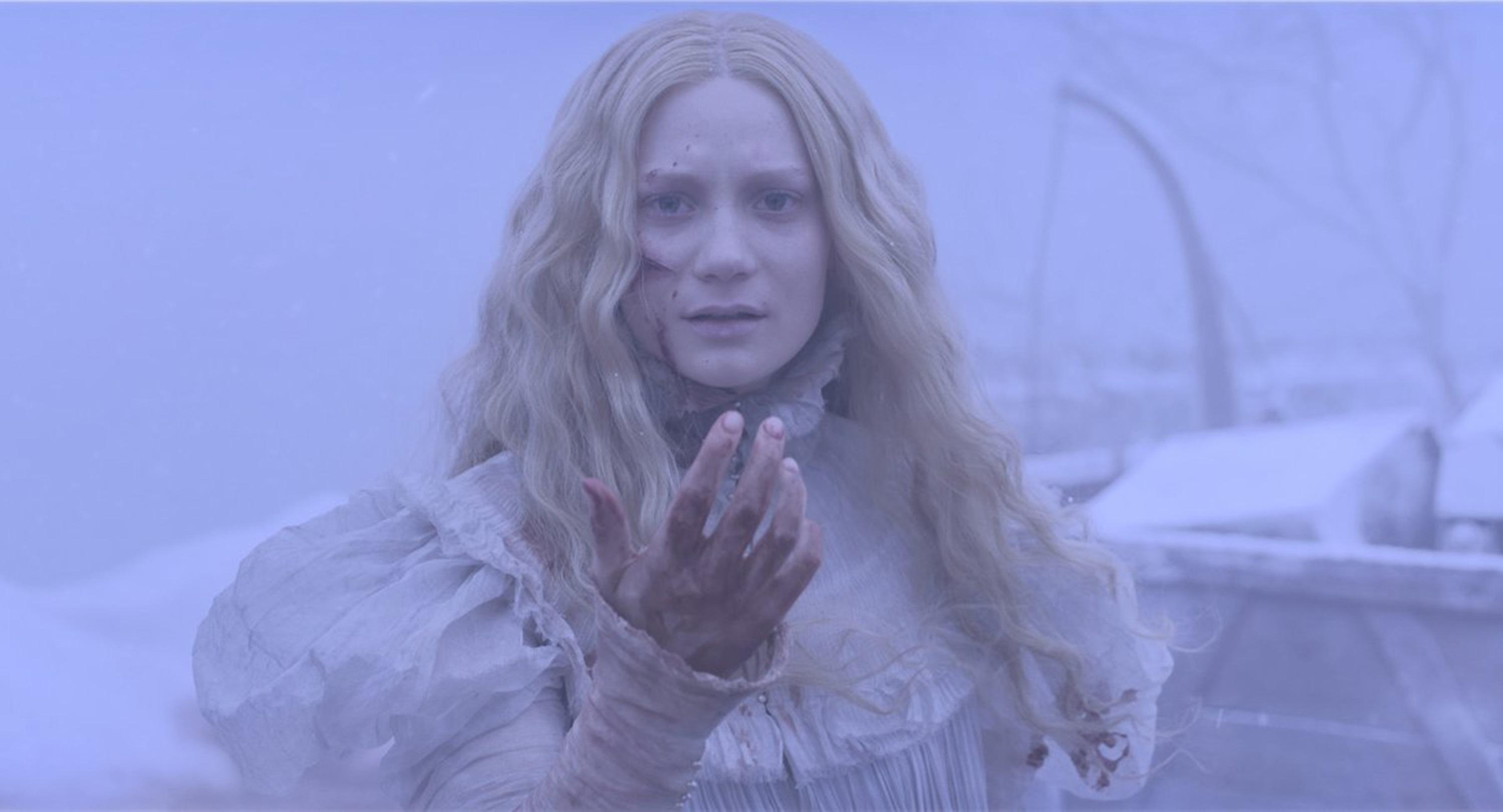 Mia Wasikowska embodies Edith Cushing in October release of 'Crimson Peak'   Photo Credit: MCT Campus
