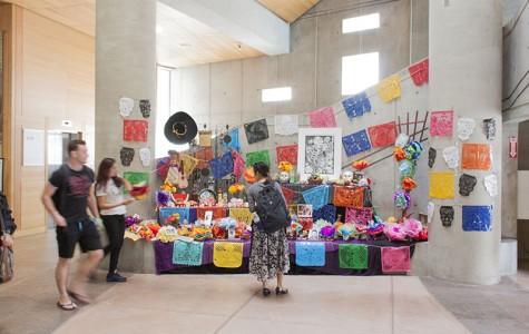 Mesa college invokes and celebrates Dia De Los Muertos
