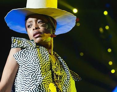 Badu releases new mixtape inspired by rapper Drake