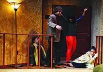 Mesa Theatre Co. recreates traditional partnerships through humor
