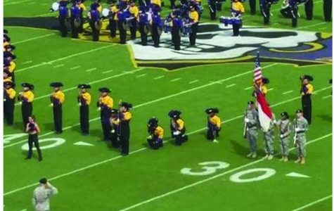 Protest the Protest: Fayetteville radio station refuses to broadcast East Carolina University football game