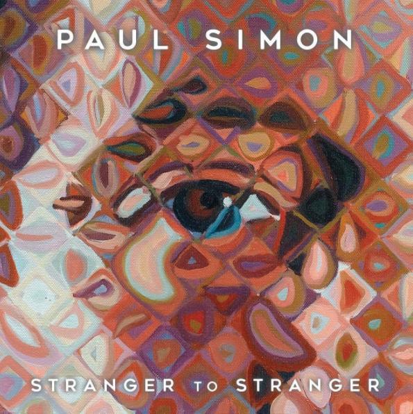 Paul Simon has released a new album titled 'Stranger to Stranger.'