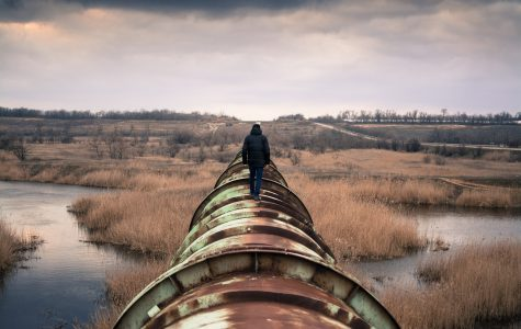 Pipeline construction ordered to haul