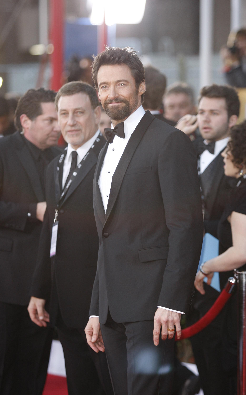 Hugh Jackman actor for the movie 'Logan'