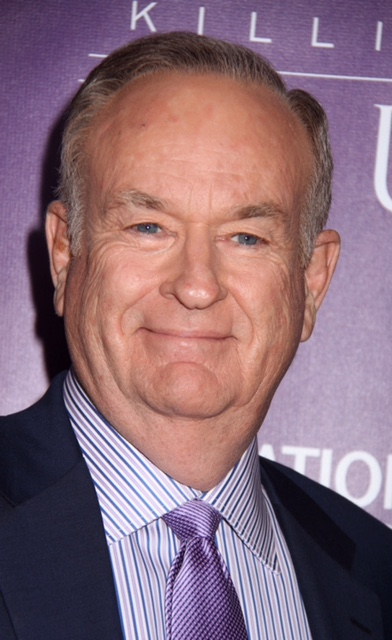 Bill O'Reilly attends the world premiere of