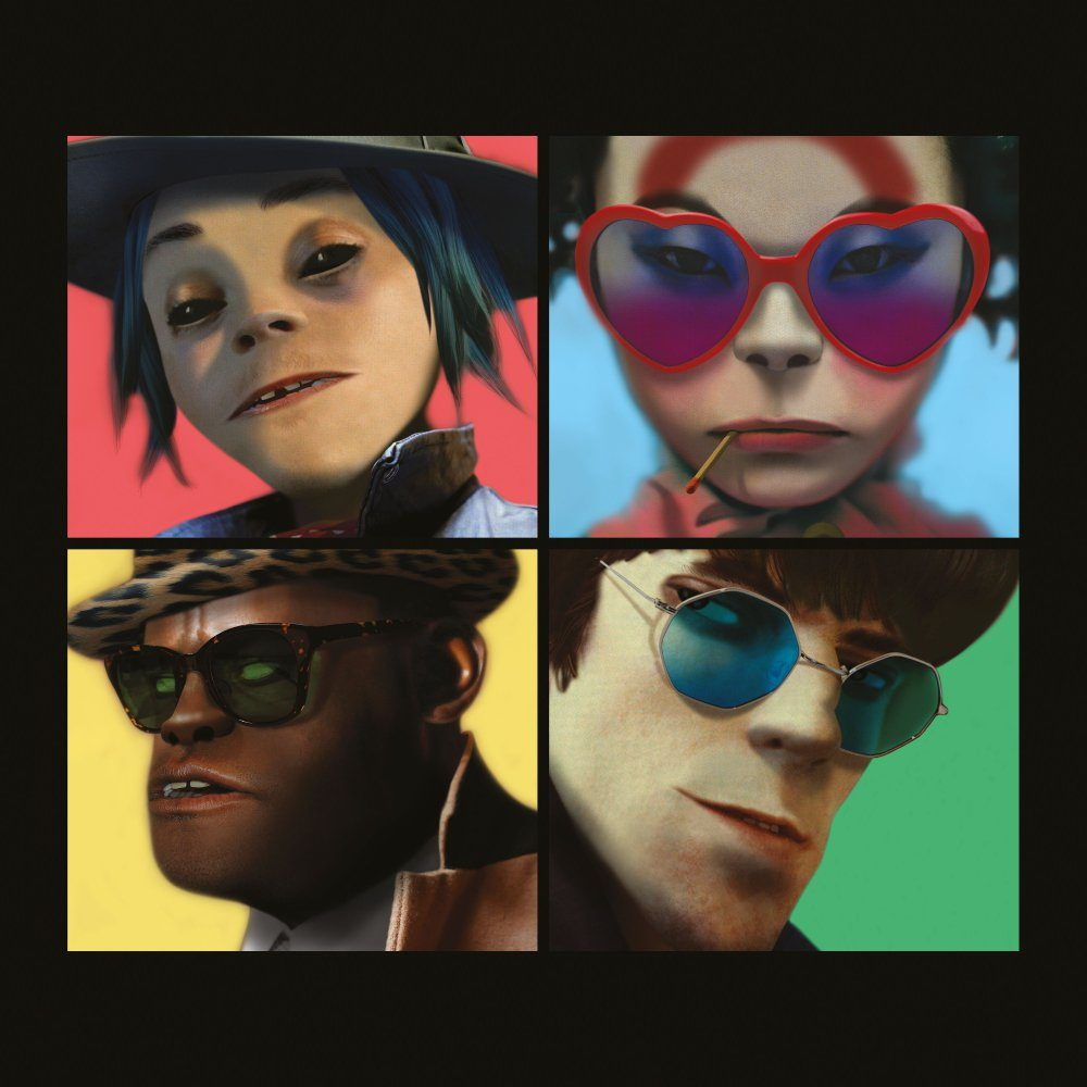Prepare to feel sad for Gorillaz with a lackluster release,