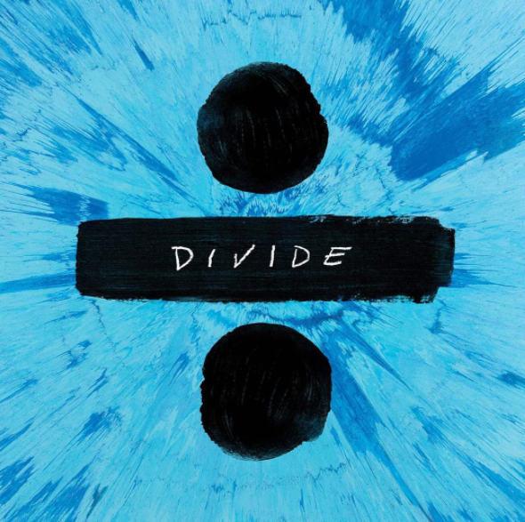 Sheeran's latest album is titled