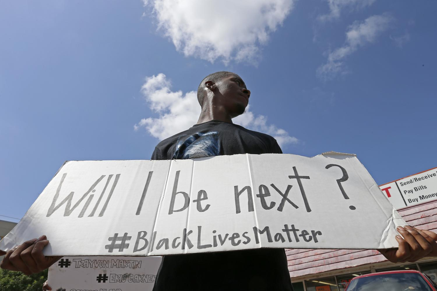 Black lives and their minds matter, and that is not up for debate