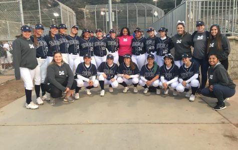Mesa Softball Destroys Saddleback 9-1