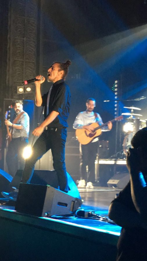 Singer Ruben ( Cafe Tacvba)