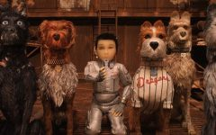 Isle of dogs is an isle of entertainment.