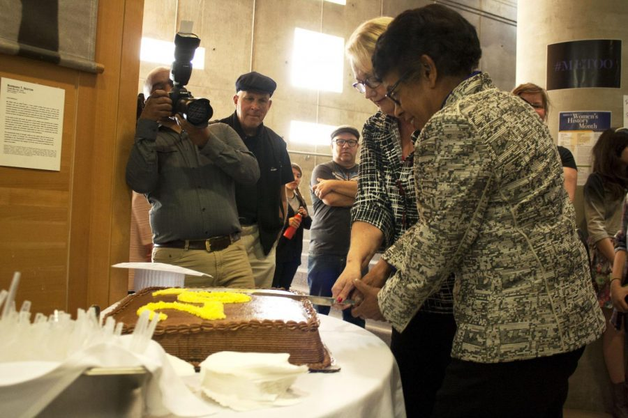 San Diego Mesa College celebrates LRC 20th anniversary