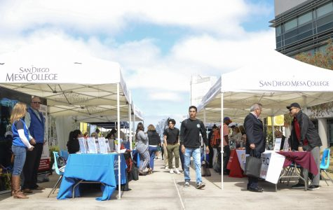 Career Fair for all at Mesa College