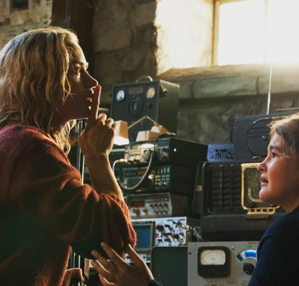 'A Quiet Place' leaves audience in silence, full of suspense