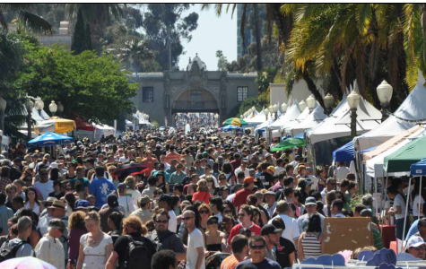 Thousands Gather at Balboa Park for Earth Day