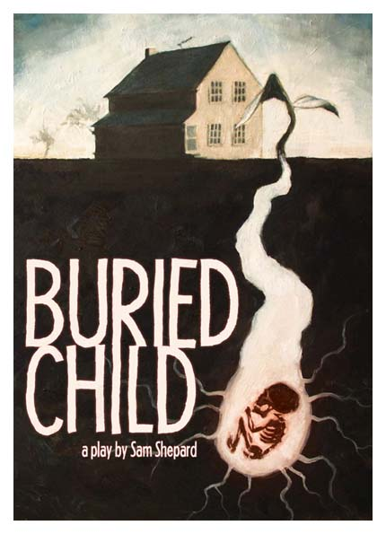 """Mesa College Revival of """"Buried Child"""""""