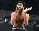 Childish Gambino performing. Courtesy MTC Campus.